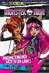 Papel Monster High Activity