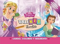 Papel Nº 3 Disney Princesa Vali Kit Divertido
