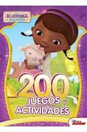 Papel DOCTORA JUGUETES 200 JUEGOS Y ACTIVIDADES