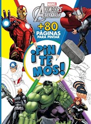 Papel Nº 1 Marvel Aengers Assemble Pintemos