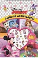 Papel DISNEY JUNIOR LIBRO DE ACTIVIDADES (MAS DE 120 STICKERS DE REGALO)
