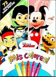 Papel Disney Junior Mis Colores