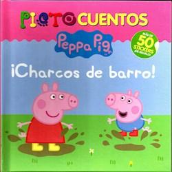 Papel Peppa Pictocuentos Charcos De Barro
