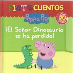 Papel Peppa Pictocuentos El Señor Dinosaurio Se Ha Perdido