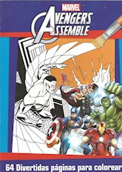 Papel Marvel Super Colouring Nº 3