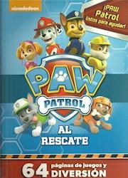 Papel Paw Patrol Al Rescate