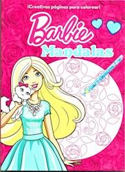 Papel Barbie Mandalas