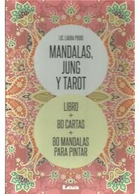 Papel Mandalas, Jung Y Tarot. Un Recorrido De Arte Simbólico