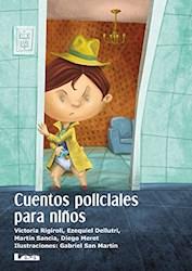 Libro Cuentos Policiales Para Niños
