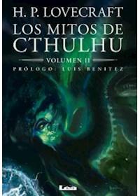 Papel Los Mitos De Cthulhu Volumen 2