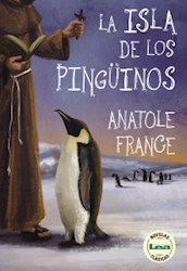 Libro La Isla De Los Pinguinos