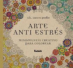 Libro Arte Anti Estres