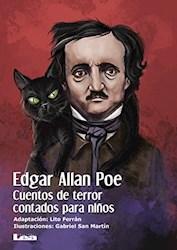 Libro Edgar Allan Poe  Cuentos De Terror Contados Para Niños