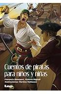 Papel CUENTOS DE PIRATAS PARA NIÑOS Y NIÑAS (ILUSTRADO)