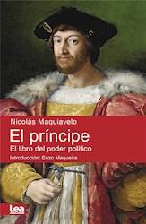 Libro El Principe (Introduccion Enzo Maqueira)