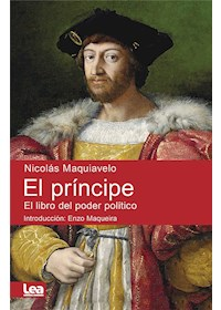Papel El Príncipe (Introducción Enzo Maqueira)
