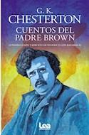 Papel CUENTOS DEL PADRE BROWN (COLECCION FILO Y CONTRAFILO)