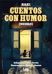 Libro Cuentos Con Humor (Negro)