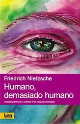Libro Humano Demasiado Humano
