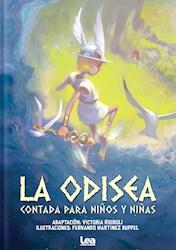 Libro La Odisea Contada Para Ni/Os Y Ni/As - Nva. Ed.