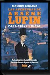 Libro Las Aventuras De Arsenn Lupin Para Ni/Os Y Ni/As