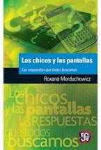 Papel LOS CHICOS Y LAS PANTALLAS