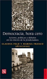 Libro Democracia  Hora Cero