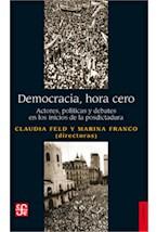 Papel DEMOCRACIA, HORA CERO