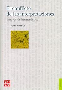 Libro El Conflicto De Las Interpretaciones