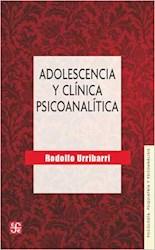 Libro Adolescencia Y Clinica Psicoanalitica