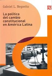 Papel Politica Del Cambio Constitucional En America Latina, La
