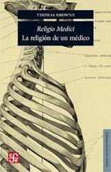 Libro Religio Medici  La Religion De Un Medico