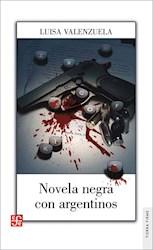 Papel Novela Negra Con Argentinos