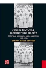 Papel CRUZAR FRONTERAS, RECLAMAR UNA NACION