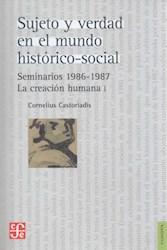 Libro Sujeto Y Verdad En El Mundo Historico-Social
