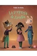 Papel SORPRESA DE AMELIA (COLECCION LOS ESPECIALES DE A LA ORILLA DEL VIENTO) [ILUSTRADO]