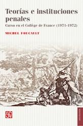 Libro Teorias E Instituciones Penales