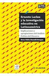 Papel Ernesto Laclau y la investigación educativa en Latinoamérica
