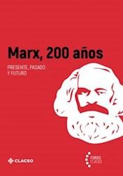 Papel Marx, 200 Años