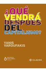Papel ¿Que vendrá después del capitalismo?