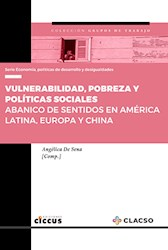 Libro Vulnerabilidad ,Pobreza Y Polticas Sociales
