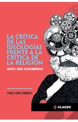 Papel La crítica de las ideologías frente a la crítica de la religión