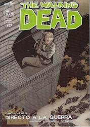 Papel The Walking Dead 57 - Directo A La Guerra