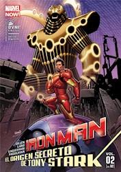 Papel Ironman 2 - El Origen Secreto De Tony Stark
