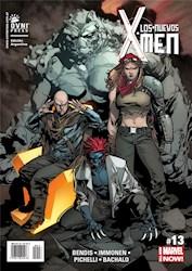 Papel Los Nuevos X-Men