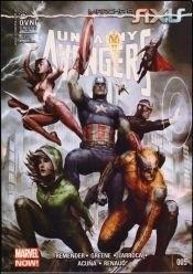 Papel Uncanny Avengers - Marcha A Sixis