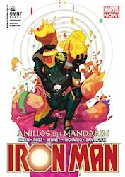Papel Iron Man Anillos Del Mandarin