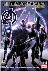 Papel Avengers 14 - El Tiempo Se Acaba Primera Parte
