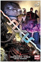 Papel Axis - Avengers - X Men - Libro Dos: Inversion