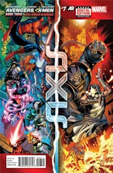 Papel Avengers Axis